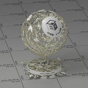 花布Vary材質球