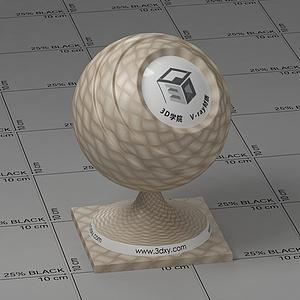 布料Vary材質球
