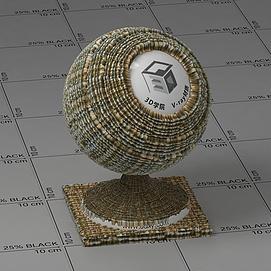 布料Vary材质球