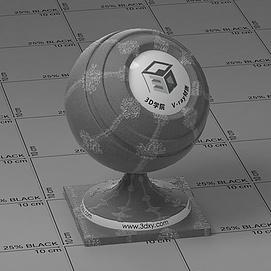 灰布Vary材质球