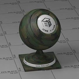 迷彩Vary材质球