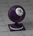 紫色花纹布