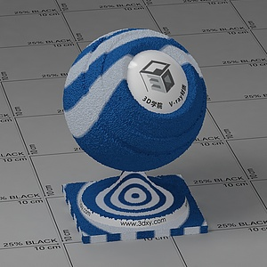 地毯Vary材質球