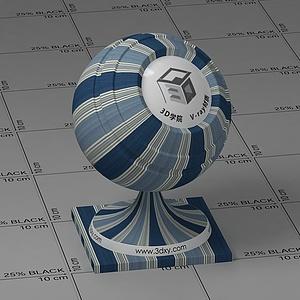 藍灰色墻布Vary材質球球