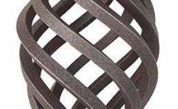 【建模技巧】铁艺部件3D建模方法分析