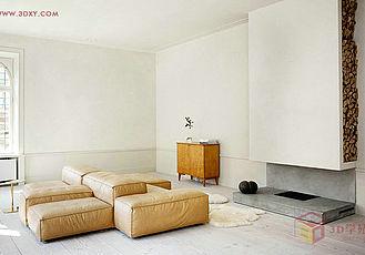 【創意分享】低調到奢華的斯德歌爾摩公寓設計
