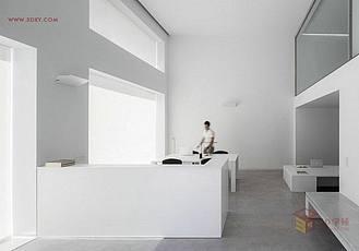 【創意分享】極簡設計的Cointec辦公室