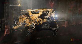 制作大型科幻飞船模型365娱乐3D-Coat ZBrush
