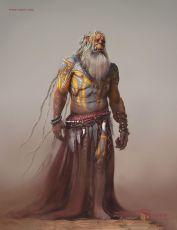 大神制作《魔兽世界》兽人角色模型图文365娱乐