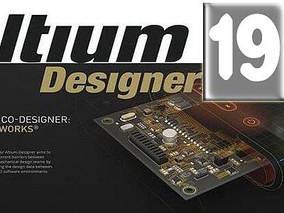 Altium Designer 19(AD19)快捷鍵