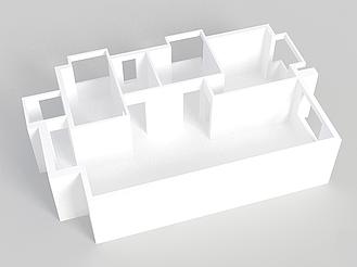 如何將CAD平面圖應用到3DMAX中