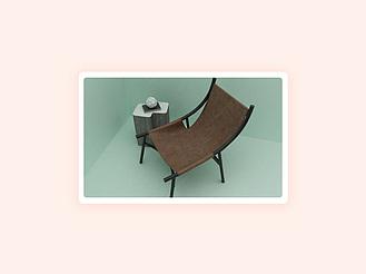 用3DMax制作高精度的休閑椅子、躺椅