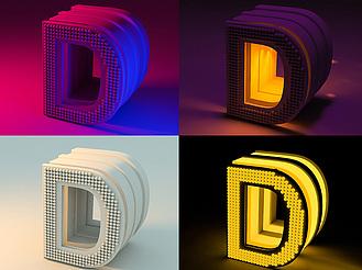 C4D高級材質渲染