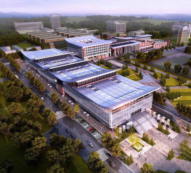 大学创新实践中心模型