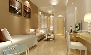会客厅3d模型