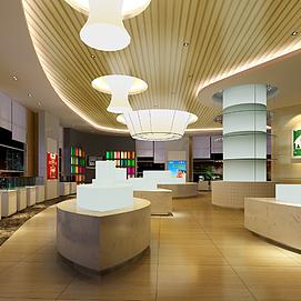 展廳整體模型