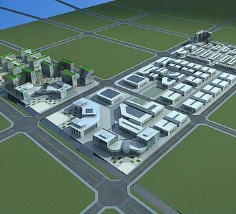 工业园规划