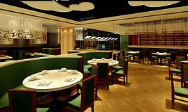 餐馆整体模型