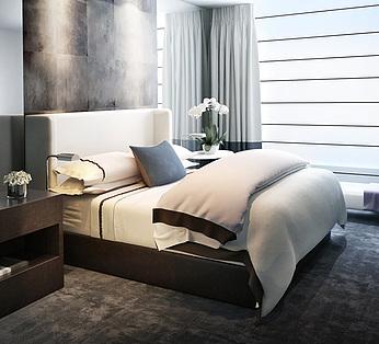 卧室床具组合