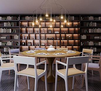 现代北欧餐厅