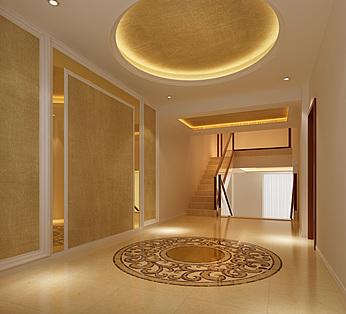 餐厅楼梯间