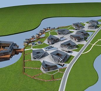 景区酒店规划