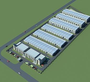 包装厂规划