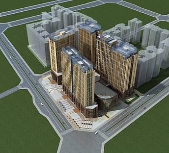 高层商业住宅