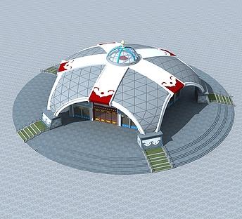 新疆展览馆