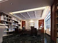 阅览室3d模型