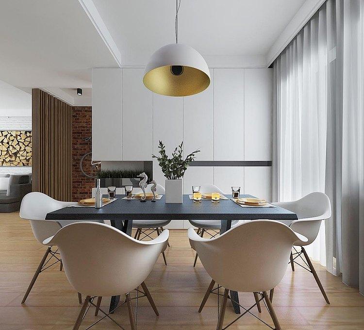 客餐厅模型