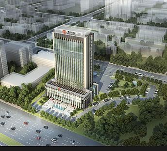 中国银行办公楼