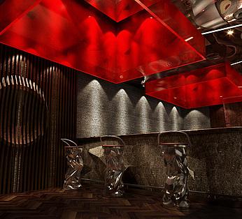 铁板烧餐厅