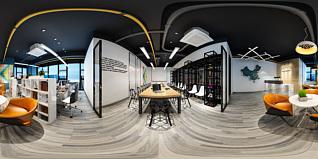 办公室会议室3d模型