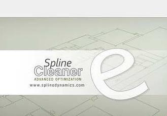 3DS MAX樣條線整理管理插件 Spline Cleaner V1.67 for 3DS MAX 2012 – 2018
