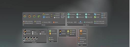 MAX輔助建模工具插件 DesignToolBox v2.0.0 for 3ds Max 2014 – 2017