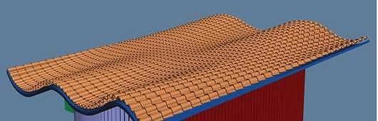樓房屋頂古建墻壁制作插件 Atiles Pro 2.52 For 3DS MAX