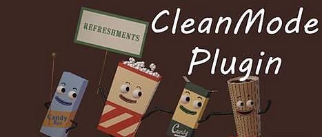 C4D視窗整理插件 Cineversity Premium Clean Mode v0.2.1