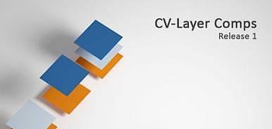 C4D圖層控制插件 Cineversity Premium CV-Layer Comps v1.00