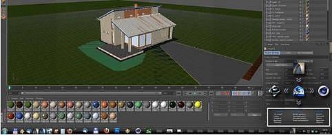 3D模型互導插件 Din3D Importer v2.20 + Exporter For Cinema 4D R16 x64