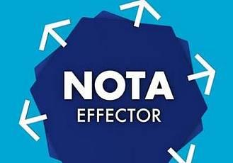 C4D克隆子物體控制運動圖形模塊MG動畫腳本 Tarabella NOTA Effector v1.1 R14-R17 Win