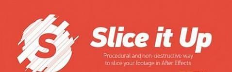 C4D切割插件 Rendertom Slice It Up v1.2.2