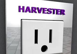 C4D綁定映射轉移插件 TES Harvester v3.00 R15/R16/R17 Win