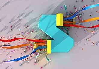 C4D運動變形器生成漸變著色器插件+使用教程 Curious Animal Falloff Sampler Shader V1.01 Win R13-R17
