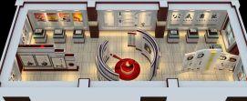 展馆模型修改及澳门永利平台网址添加