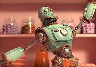 快?#20540;?#34507;糕机器人制作流程解析