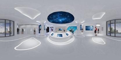 展廳VR全景效果圖