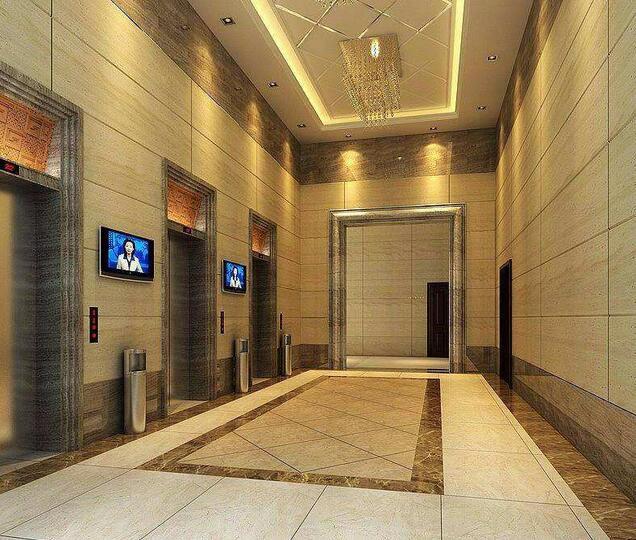 电子车库厅及地下小区全景效果图v电子信息与电梯工程学院徽设计素材图片